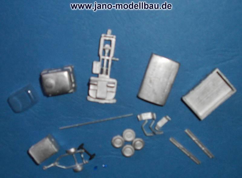Jano modellbau for Hermes verteilzentrum chemnitz